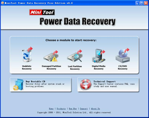 Where to find the best free file recovery software?